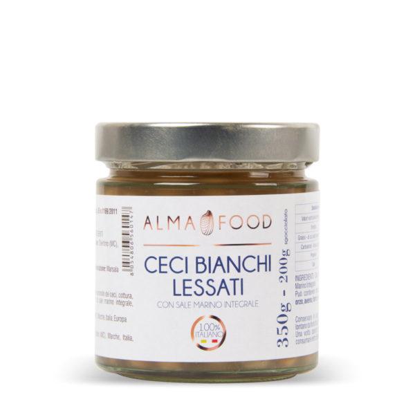 Ceci Biologici Bianchi Lessati - Alma Food vegan ok vegetariani