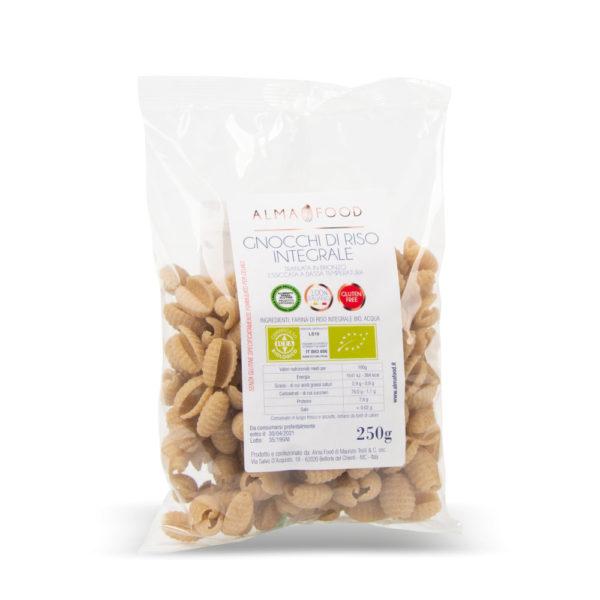 Gnocchi di Riso Integrali - Alma Food